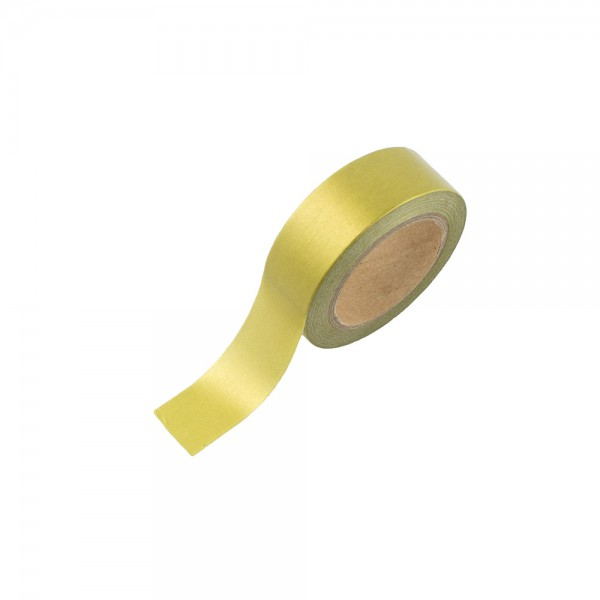 Washi Tape - Gold (matt)