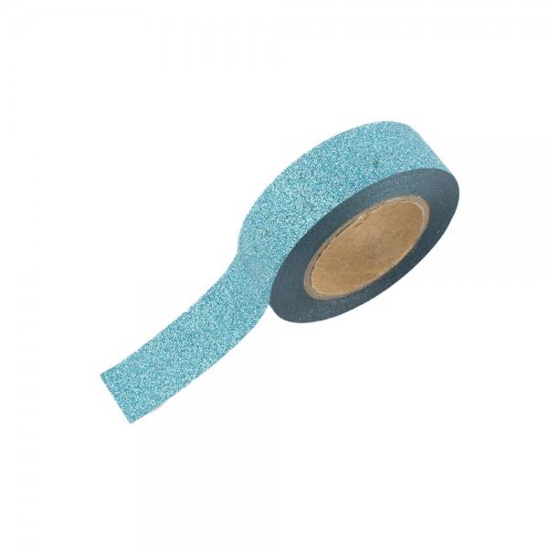Glitter Tape - Türkis