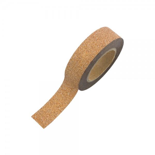 Glitter Tape - Kupfer