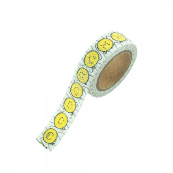Glitter Tape - Smileys