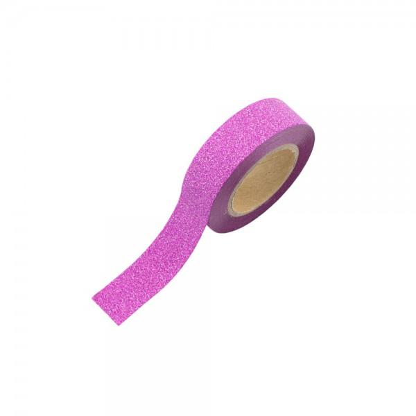 Glitter Tape - Pink