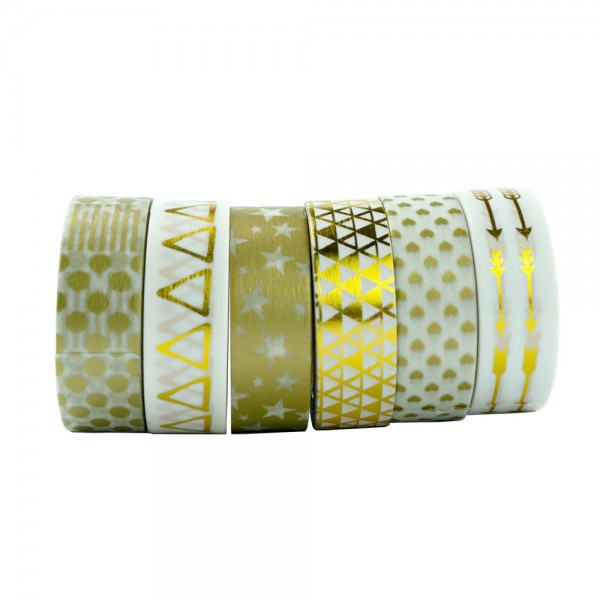 Washi Tape - Mix Set 07