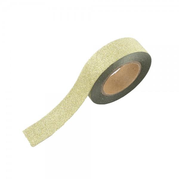 Glitter Tape - hell Gold