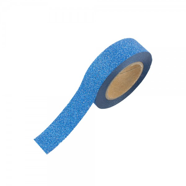 Glitter Tape - Blau