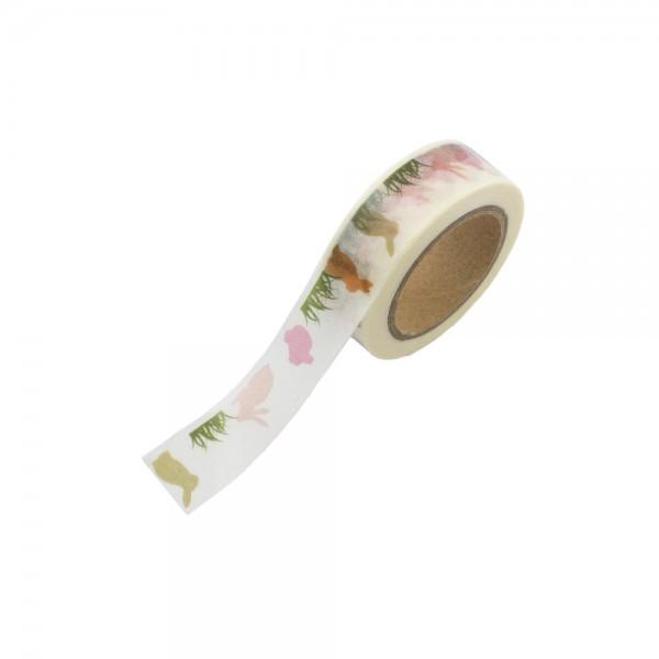 Washi Tape - Hasen