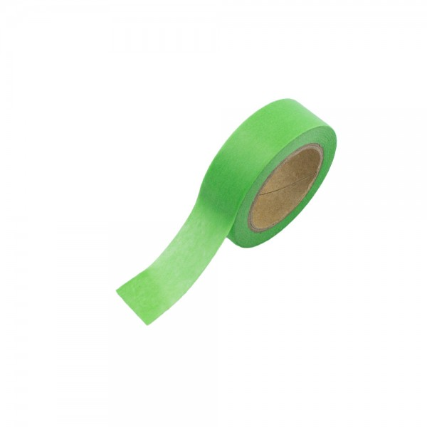 Washi Tape - Grün (leicht transparent)