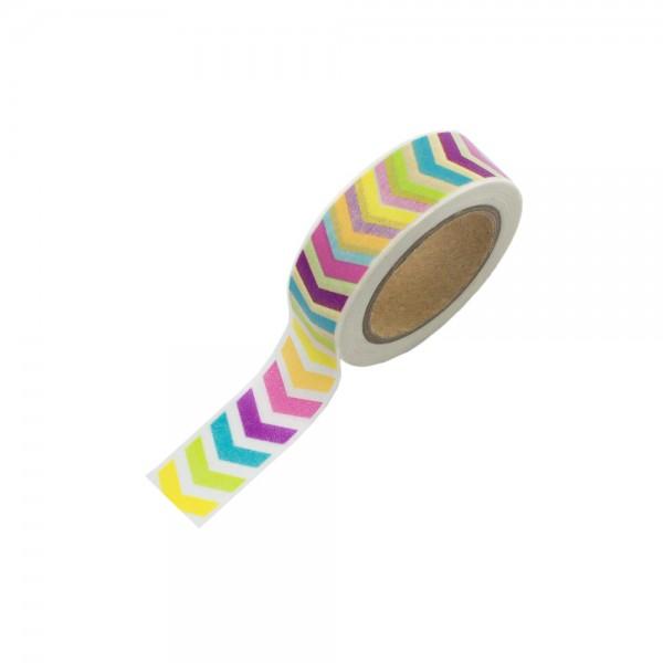 Washi Tape - Bunte Pfeile