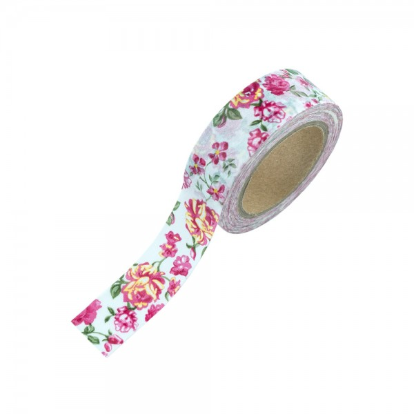 Washi Tape - Flowers 02